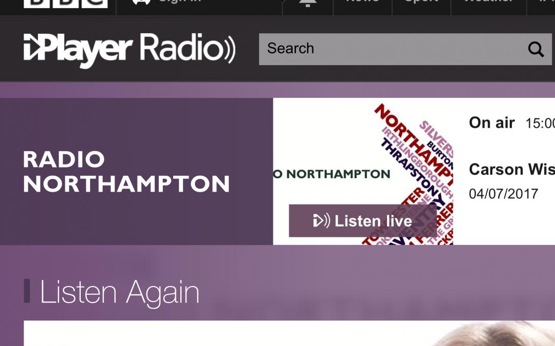BBC Radio Northampton