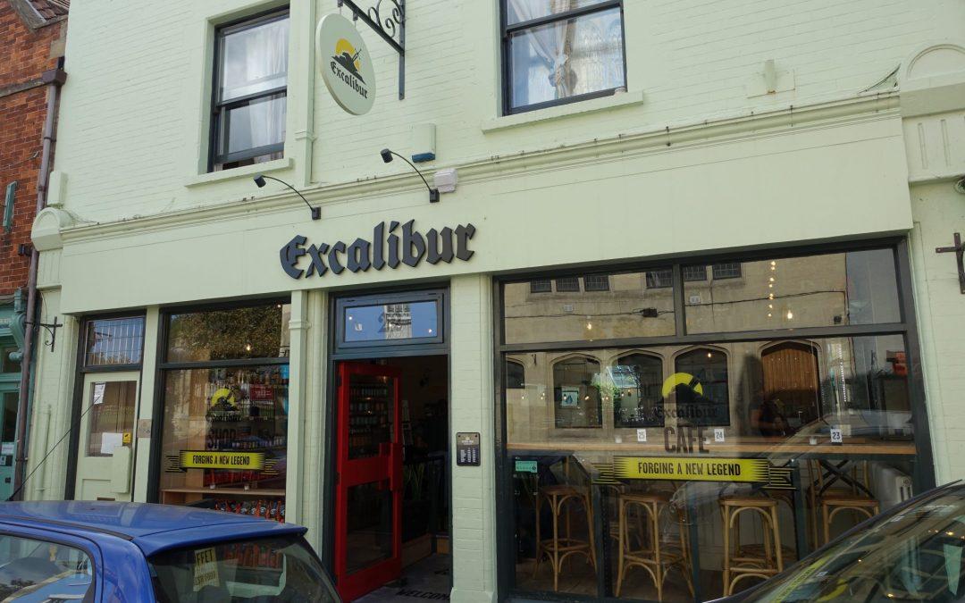 Excalibur Cafe – Glastonbury