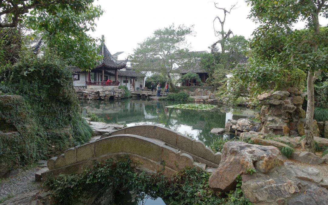Garden feng shui – photos from China trip