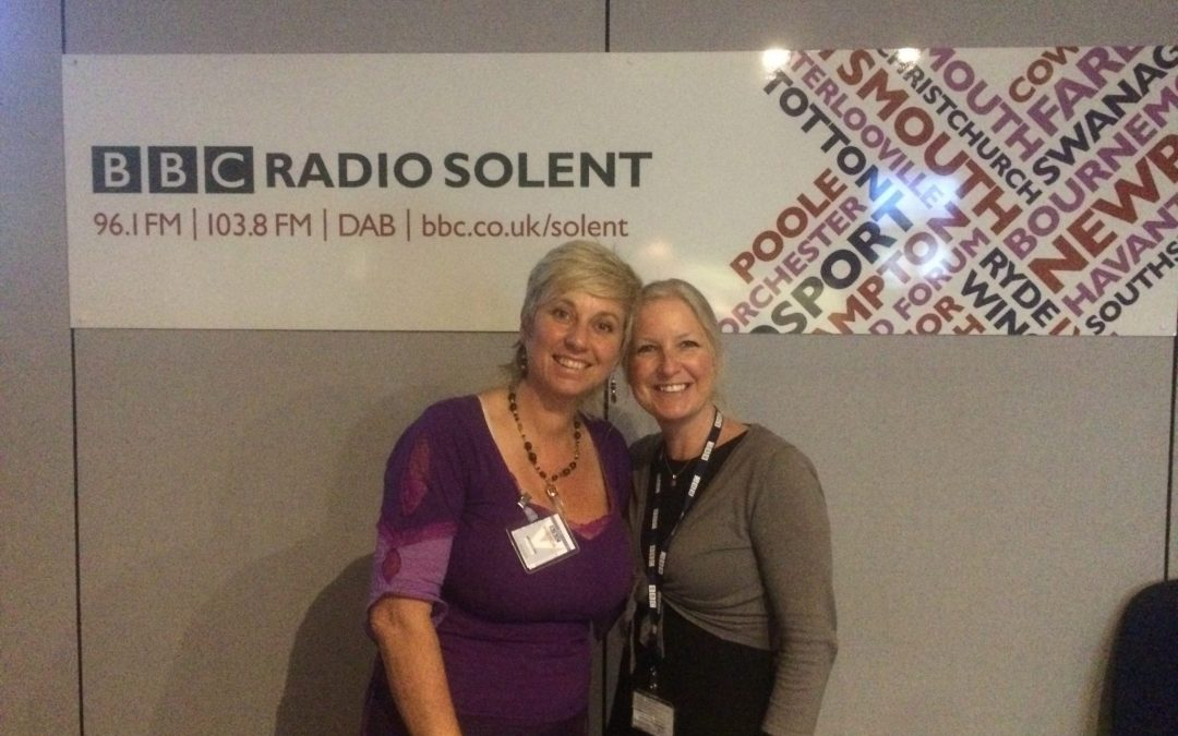 Interview with BBC Radio Solent (Southampton)