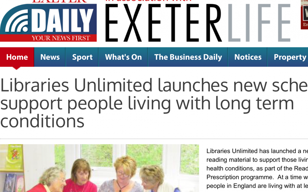 My article: 'What is Feng Shui really all about?' published in 'The Exeter Daily'