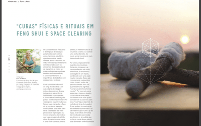 My article in 'Feng Shui Lifestyle' magazine