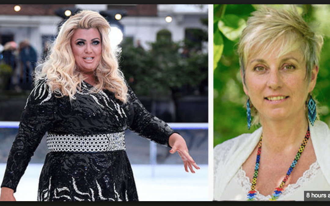 Radio Heart London – re space clearing with Gemma Collins for Dancing on Ice