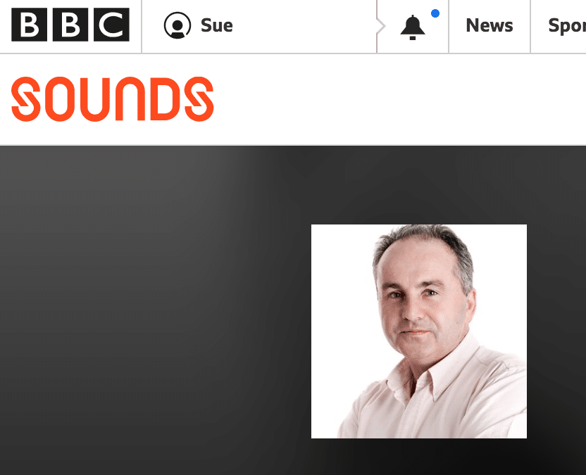 Interview on BBC Radio Oxford & Berkshire – about Colour Light Therapy
