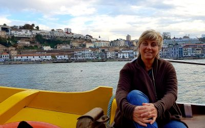 Visiting Oporto & Aveira, before teaching 'Space Clearing & Geomancy'