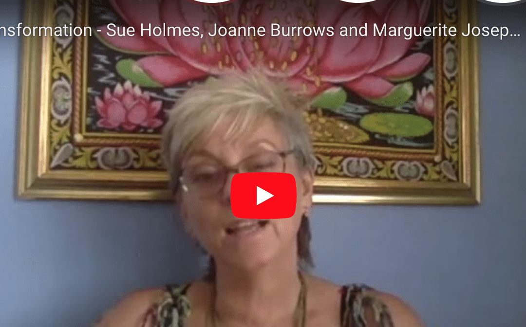 Transformation – video about shamanic healing & energy healing & my training courses